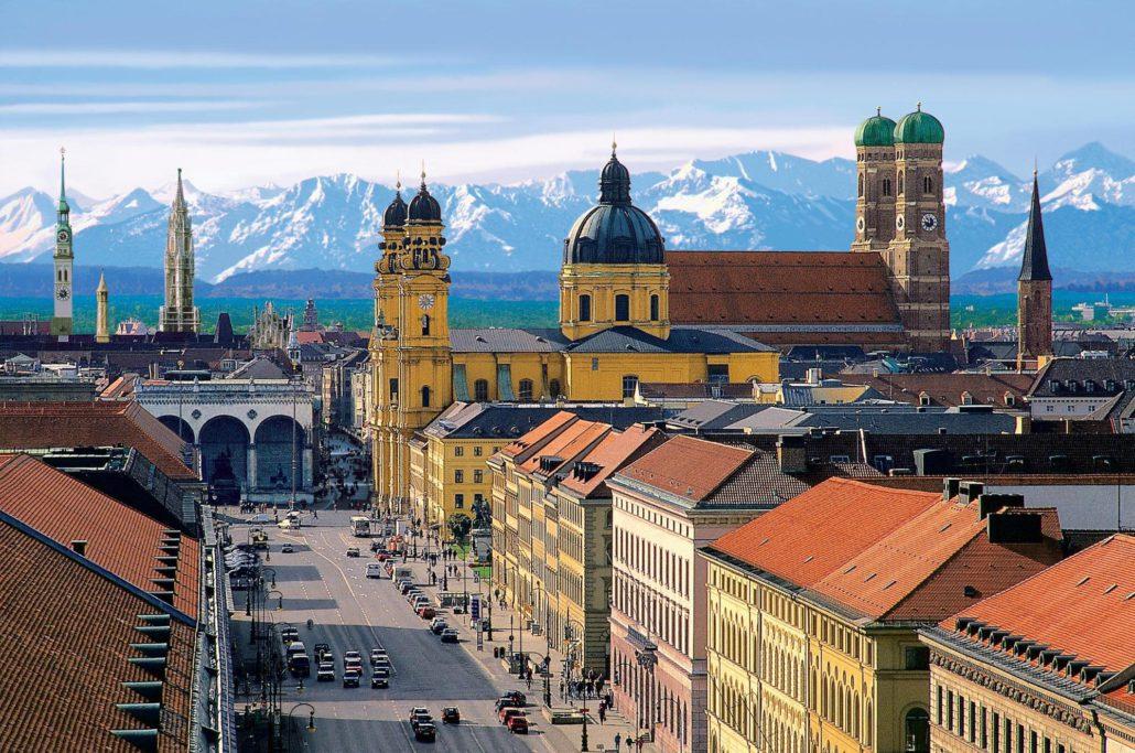 München City Tour mit Limousine